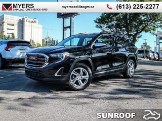 Used 2019 GMC Terrain SLE  - Sunroof - SIriusXM for sale in Ottawa, ON