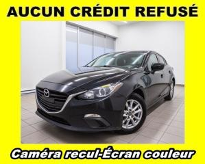 Used 2014 Mazda MAZDA3 TOURING ÉCRAN COULEUR *CAMÉRA RECUL* for sale in St-Jérôme, QC