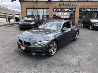 Used 2014 BMW 4 Series 2014 BMW 4 Series - 2dr Cpe 435i xDrive AWD for sale in North York, ON