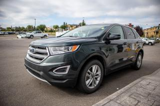 Used 2015 Ford Edge SEL Clean accident history, cloth seats, 3.5L engine, sync system, remote starter for sale in Okotoks, AB