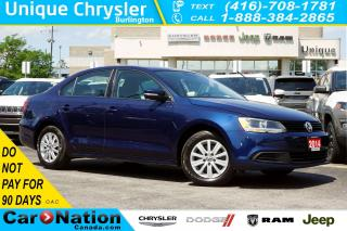 Used 2014 Volkswagen Jetta 2.0L COMFORTLINE| SUNROOF| HEATED SEATS & MORE for sale in Burlington, ON