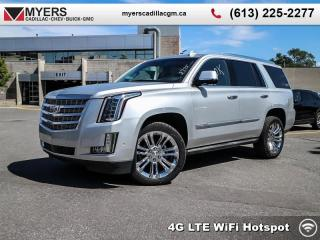 Used 2019 Cadillac Escalade Premium Luxury  - Sunroof for sale in Ottawa, ON