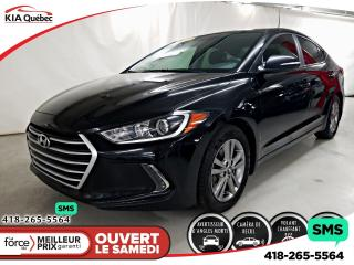 Used 2017 Hyundai Elantra GL* AT* CAMERA* SIEGES CHAUFFANT* CAPLAY* for sale in Québec, QC
