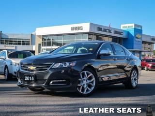 Used 2015 Chevrolet Impala LTZ  2LZ, PANO ROOF, LEATHER, 19
