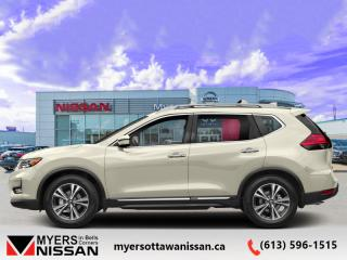 New 2018 Nissan Rogue AWD SL  - Navigation -  Leather Seats - $209 B/W for sale in Ottawa, ON