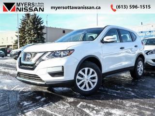 New 2018 Nissan Rogue AWD S  - Bluetooth -  SiriusXM - $176 B/W for sale in Ottawa, ON