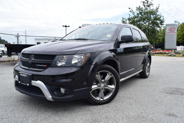 2016 Dodge Journey Crossroad NAVI/ROOF/LEATHER/PL/PW/C