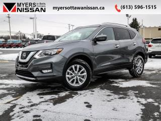 New 2019 Nissan Rogue AWD SV  - Heated Seats - $201 B/W for sale in Ottawa, ON