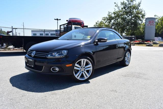 2012 Volkswagen Eos PL/PW/AUTO/AC/CD/LEATHER