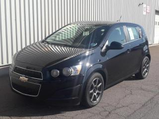 Used 2016 Chevrolet Sonic LT Auto LT EDITION WITH BACKUP CAMERA | AC | POWER OPTIONS | ALLOYS for sale in Charlottetown, PE