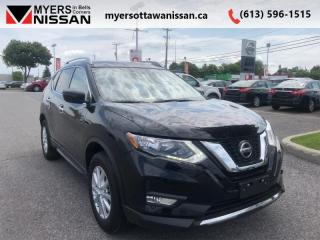 Used 2019 Nissan Rogue SV  - $180 B/W for sale in Ottawa, ON