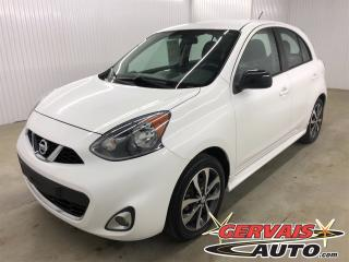 Used 2015 Nissan Micra SR MAGS CAMÉRA BLUETOOTH for sale in Shawinigan, QC