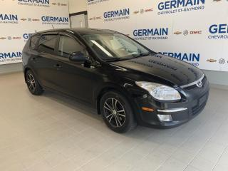 Used 2010 Hyundai Elantra Touring GL-CLIMATISEUR- DÉMARREUR À DISTANCE for sale in St-Raymond, QC
