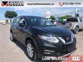 Used 2019 Nissan Rogue S  - Heated Seats - $189 B/W for sale in Ottawa, ON