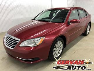 Used 2012 Chrysler 200 LX MAGS A/C *Bas Kilométrage* for sale in Shawinigan, QC