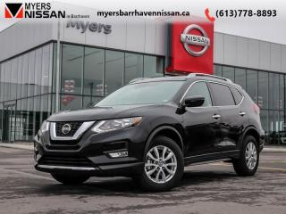 New 2019 Nissan Rogue AWD SV  - Heated Seats - $215 B/W for sale in Ottawa, ON