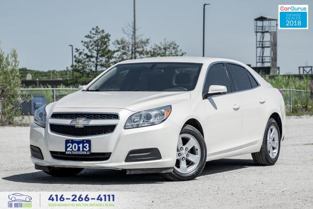 2013 Chevrolet Malibu LT 2.4L Certified Serviced Clean Tinted We Finance