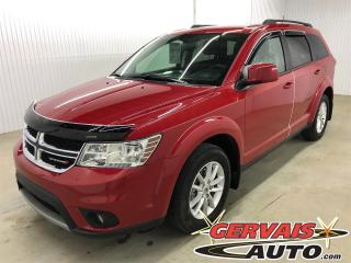 Used 2018 Dodge Journey SXT V6 MAGS Caméra de recul for sale in Shawinigan, QC