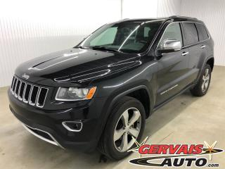 Used 2016 Jeep Grand Cherokee Limited 4x4 GPS Cuir Toit Ouvrant MAGS for sale in Shawinigan, QC