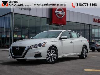 Used 2019 Nissan Altima S  - Heated Seats -  Remote Start - $205 B/W for sale in Nepean, ON