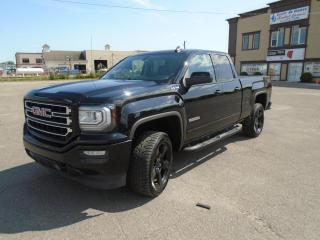 Used 2016 GMC Sierra 1500 Cabine double 4RM 143,5 po for sale in Mirabel, QC