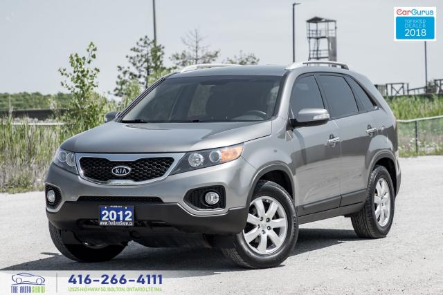 2012 Kia Sorento CleanCarfax Certified Serviced Spotless We Finance