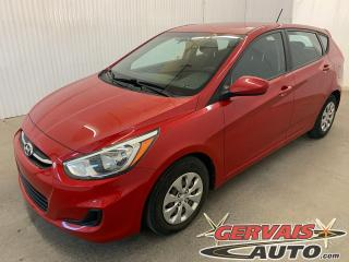 Used 2015 Hyundai Accent GL Hatchback A/C Bluetooth Sièges chauffants for sale in Shawinigan, QC