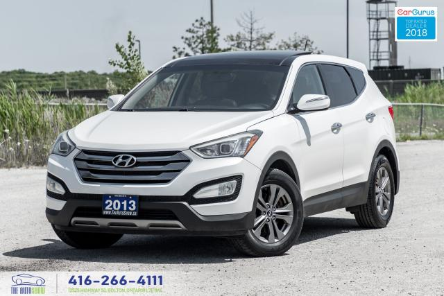 2013 Hyundai Santa Fe AWD LeatherSunroof NoAccidents Certified Financing