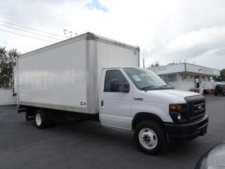 Used 2016 Ford Econoline Commercial Cutaway 14, 500 lbs GVWR, Slide Ramp, Low Kms for sale in Vancouver, BC