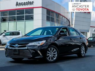 Used 2016 Toyota Camry HYBRID XLE - NAVI|CAMERA|LEATHER|SUNROOF for sale in Ancaster, ON