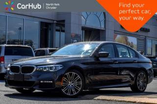 Used 2017 BMW 5 Series 530i xDrive|M.Sports.Pkg|Sunroof|GPS|Backup.Cam|Heat.Frnt.Seats| for sale in Thornhill, ON