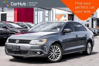 Used 2012 Volkswagen Jetta Sedan SEL|Sunroof|GPS|Bluetooth|Heat.Frnt.Seats|SiriusXM| for sale in Thornhill, ON