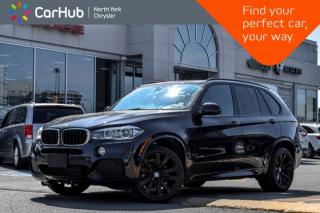Used 2016 BMW X5 xDrive35i|M.Sports,Light.Pkgs|Pano.Sunroof|HUD|H.K.Audio|Bluetooth|Backup.Cam| for sale in Thornhill, ON