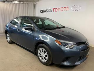 Used 2014 Toyota Corolla Automatique + A/C for sale in Montréal, QC