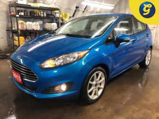 Used 2015 Ford Fiesta SE *  Navigation * DVD * Ford Microsoft SYNC * Phone connect * Voice recognition * Hands free steering wheel controls * Keyless entry * Climate contro for sale in Cambridge, ON