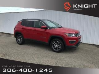 Used 2019 Jeep Compass North | Backup Camera | Bluetooth | Heated Seats for sale in Weyburn, SK