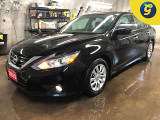 Used 2018 Nissan Altima Remote start * Emergency braking assist * Back up camera * Heated front seats/Steering wheel * Heated mirrors * Hands free steering wheel controls * P for sale in Cambridge, ON