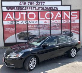 Used 2015 Honda Accord Touring TOURING-ALL CREDIT ACCEPTED for sale in Scarborough, ON