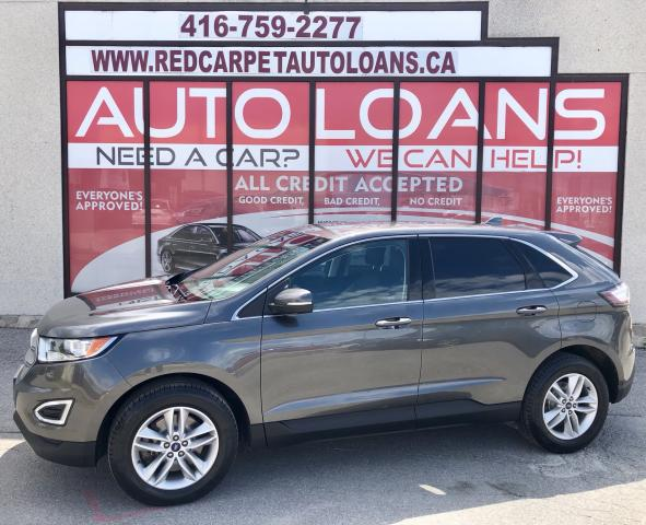 2016 Ford Edge SEL-ALL CREDIT ACCEPTED