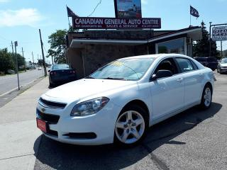 Used 2011 Chevrolet Malibu LS for sale in Scarborough, ON