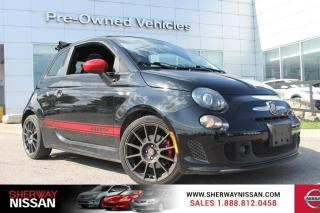 Used 2015 Fiat 500 C Abarth for sale in Toronto, ON