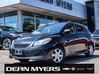 Used 2010 Toyota Matrix for sale in North York, ON