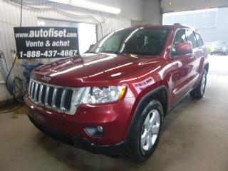 Used 2013 Jeep Grand Cherokee 2013 Jeep Grand for sale in St-Raymond, QC