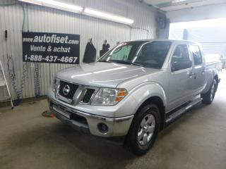 Used 2010 Nissan Frontier 2010 Nissan - Awd for sale in St-Raymond, QC