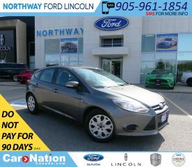 Used 2013 Ford Focus SE | HTD SEATS | KEYLESS ENTRY | HATCHBACK | for sale in Brantford, ON