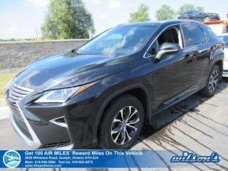 Used 2017 Lexus RX 350 AWD - Leather, Sunroof, Alloys, Cruise Control, Power Package and more! for sale in Guelph, ON