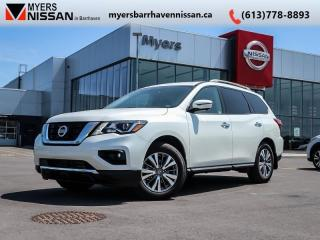 Used 2019 Nissan Pathfinder 4x4 SL Premium  - Sunroof - $302 B/W for sale in Nepean, ON