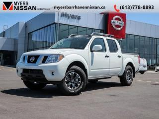New 2019 Nissan Frontier Crew Cab PRO-4X Standard Bed 4x4 Auto  - $266 B/W for sale in Ottawa, ON