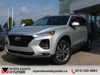 Used 2019 Hyundai Santa Fe 2.0T Preferred AWD  - $206 B/W for sale in Kanata, ON