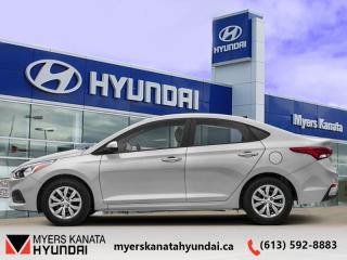 New 2019 Hyundai Accent Preferred MT  - $118 B/W for sale in Kanata, ON